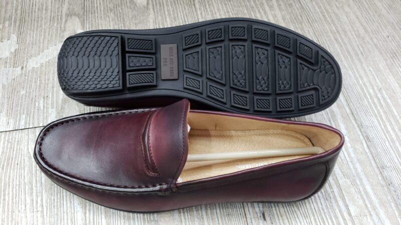 Men's Pure leather loafers shoe