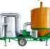 mobile grain dryer equipment