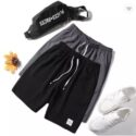 Mens Embroidery Shorts