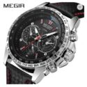 Mens Multi-functional Quartz Watch