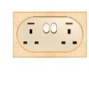 13a Socket Light Switch
