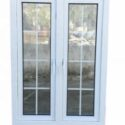 Modern New PVC Windows