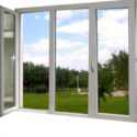 PVC Casement Window